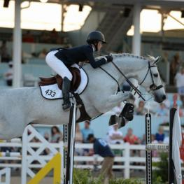 Daisy Farish and Great White (Photo: The Book LLC)