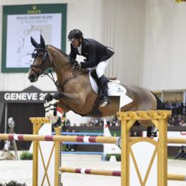 Eric Lamaze, CAN riding Fine Lady 5