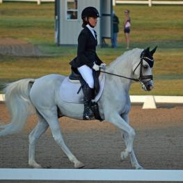 Hannah Irons, Bohdjan, 2015 National Dressage Pony Cup 2015