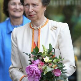 The Princess Royal, who will be honoured at the Longines Ladies Award in London on 13 June 2016 for her achievements and contribution to the equestrian world, pictured last year at a Women's Institute event in London.