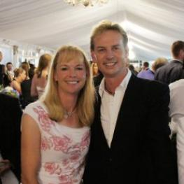 Katherine Bateson-Chandler with Carl Hester, ShowChic