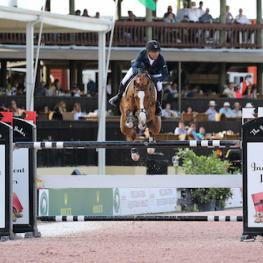 Kent Farrington and Creedance, WEF, week 7, 2017