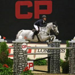 Kent Farrington and Willow