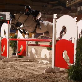 Lindsey Tomeu and Bonapart Rule NAL Adult Jumper FinalPresented by SmartPak for Second Straight Year