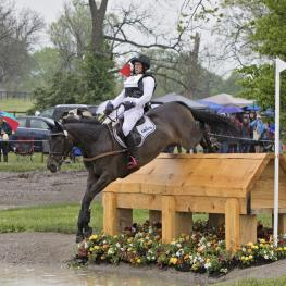 On top of the world: Michael Jung (GER) and FischerRocana scored a back-to-back victory at the Rolex Kentucky Three-Day Event, third leg of the FEI Classics™ 2015/2016