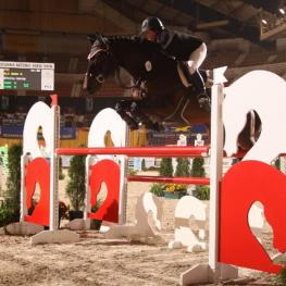Olivia Dorey And Ali Baba B Win $5,000 NAL Low Jr/AO Jumper Final Presented By Ultroz Inc