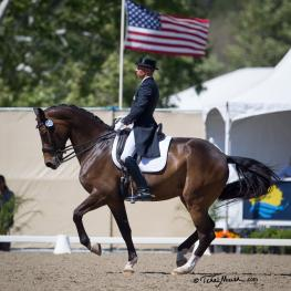Steffen Peters, Rosamunde, Grand Prix, Festival of the Horse CDI 3*, Terri Miller