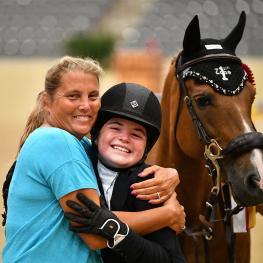 Pony Finals - feel the love