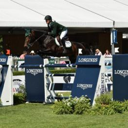 Richie Moloney and Carrabis Z Win $300,000 Hampton Classic Grand Prix