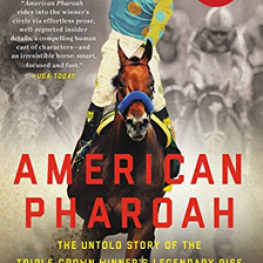 American Pharoah Book Cover