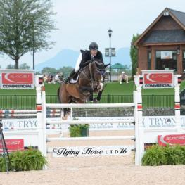 Shane Sweetnam and Cyklon 1083
