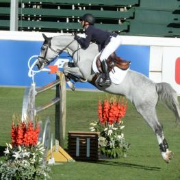 Kent Farrington (USA) and Uceko