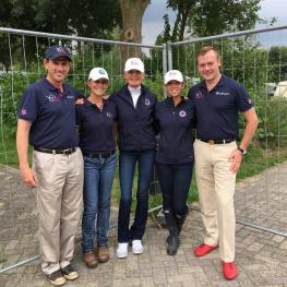 Ermelo, David Wightmann, Christine Traurig, Endel Ots, World Championships of Young Dressage Horses