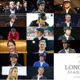 The Longines Masters of Hong Kong is attracting more and more of the world's top riders