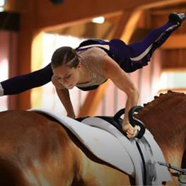 USEquestrian Vaulting