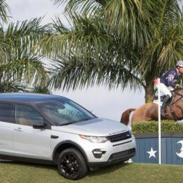 The $100,000 Land Rover Wellington Eventing Showcase will take place from February 3-4 at PBIEC.