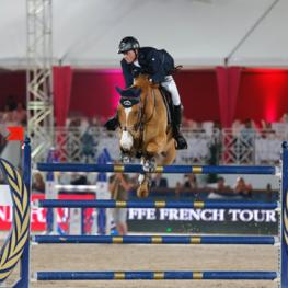 Ben Maher and Aristo Z (Photo: HorseandHound.com)