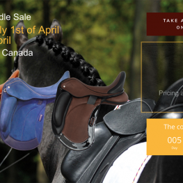 Custom Saddlery Mega Sale