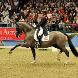 Charlotte Dujardin - Photo credit Kit Houghton/Hpower