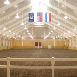 Indoor Arena at Pineland Farms