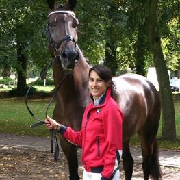 Jhesika Wells has been awarded The Dressage Foundation's Renee Isler Dressage Support Fund
