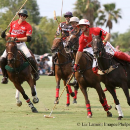 Julio Arellano, Facundo Pieres and Sugar Erskine