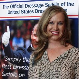 Custom Saddlery MVR Lehua Custer has been selected to be a dressage judge for the 2015 Special Olympic World Games in Los Angeles, California