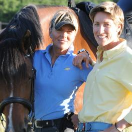 Linda Parelli of Parelli Natural Horsemanship and Dr. Jenny Susser, clinical sport psychologist, will discuss emotional fitness for the horse and rider at ShowChic's February Shop Talk