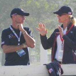 Steffen Peters and Anne Gribbons