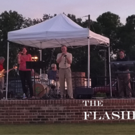 Beach and soul music band The Flashbacks will perform at Tryon International Equestrian Center on July 11. (Photo: The Flashbacks)