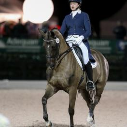 Anna Marek and Unico G (Photo: SusanJStickle.com)