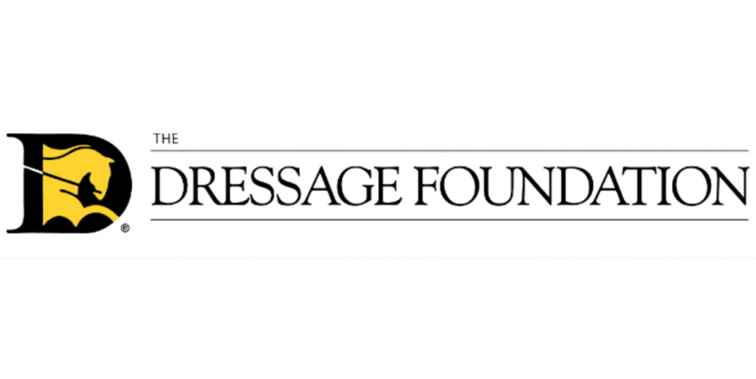 The Dressage Foundation Logo