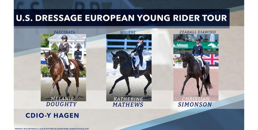 US European Young Riders