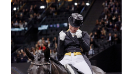 Germany-Isabell Werth-FEI World Cup-Dressage (Photo: FEI/Liz Gregg)
